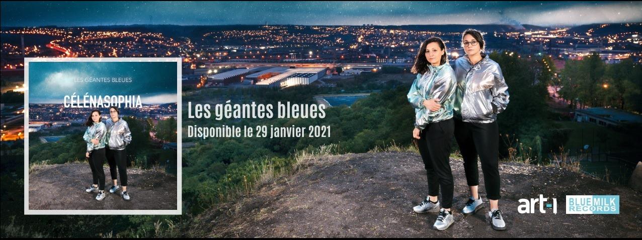 geantes bleues