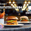 Deliveroo – Gagnez des crédits !