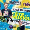 Fête de la musique avec Néo Radio